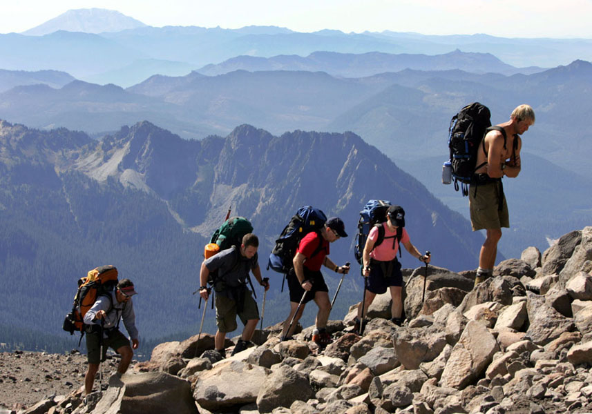 AMGA Mountian Guides